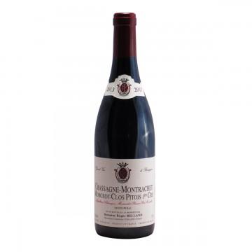 Domaine Roger Belland Chassagne-Montrachet Morgeot-Clos Pitois 1er Cru Rouge 2014