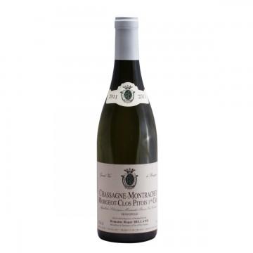 Domaine Roger Belland Chassagne-Montrachet Morgeot-Clos Pitois 1er Cru Blanc 2014
