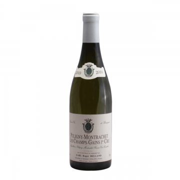Domaine Roger Belland Puligny-Montrachet Les Champs-Gains 1er Cru 2014