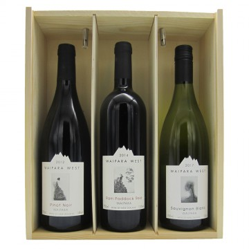 Waipara West Wines Selection Gift Box