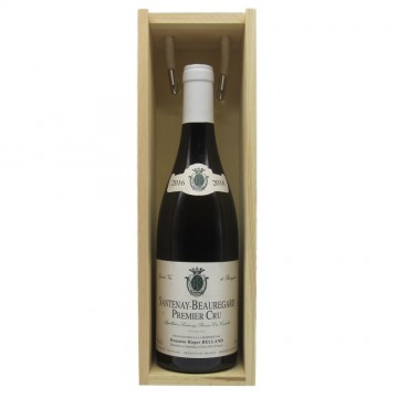 White Burgundy Gift Box