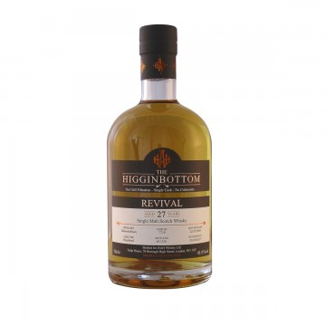 Higginbottom Revival Single Malt Scotch Whisky (Cask 7719)