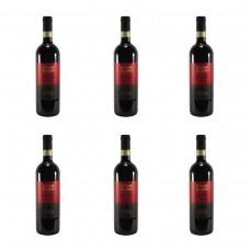 . Lanciola Chianti Classico Le Masse di Greve Riserva 2014 - 6 bottles