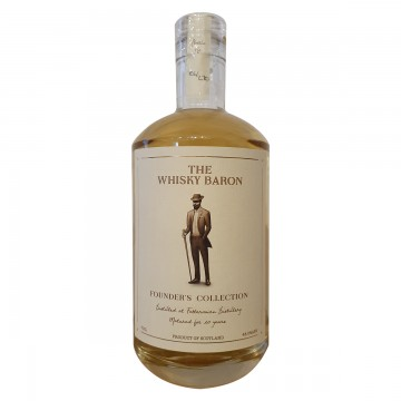 The Whisky Baron Fettercairn 10 y/o Bourbon Barrel 4622